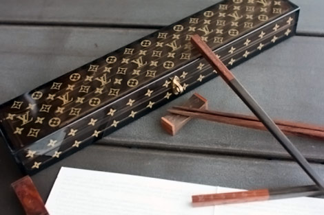 Louis Vuitton Chopsticks