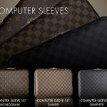 Louis Vuitton computer sleeves
