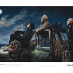 Louis Vuitton core values ad campaign astronauts large