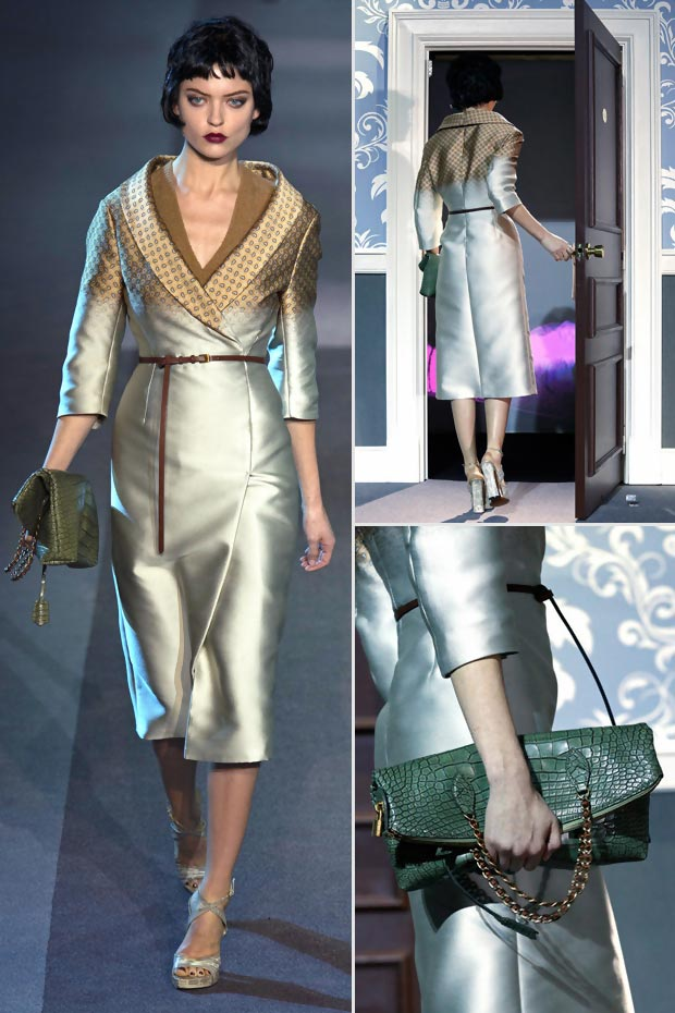 Fall 2013 Louis Vuitton collection highlights