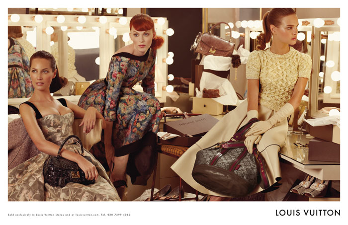 Louis Vuitton Fall Winter 2010 2011 ad campaign 1