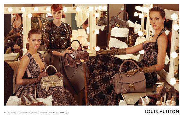 Louis Vuitton Fall Winter 2010 2011 ad campaign 2