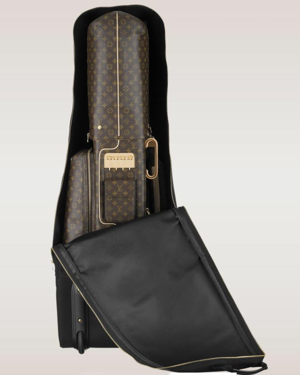 Louis Vuitton Golf Bag cover