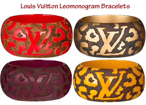 Louis Vuitton Leomonogram Bracelets
