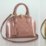 Louis Vuitton Mini Mon Amour bags Romantic Alma BB
