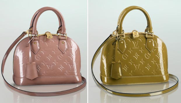 Louis Vuitton Bag Bargains: Mini Mon Amour Small Bags Collection