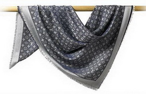 Louis Vuitton Monogram Shawl