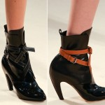 Louis Vuitton new booties Fall 2014