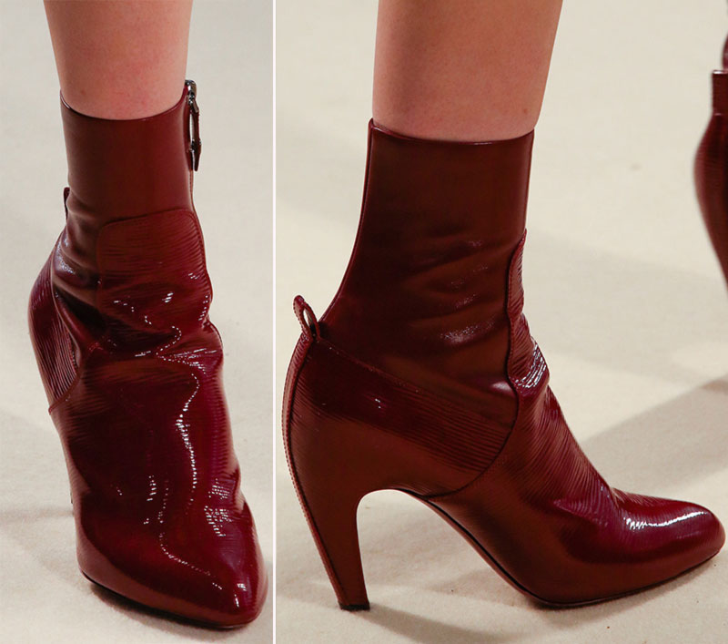 Louis Vuitton new boots fall 2014