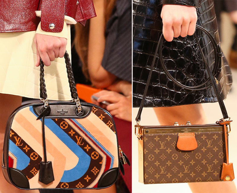 Louis Vuitton new handbags Fall 2014