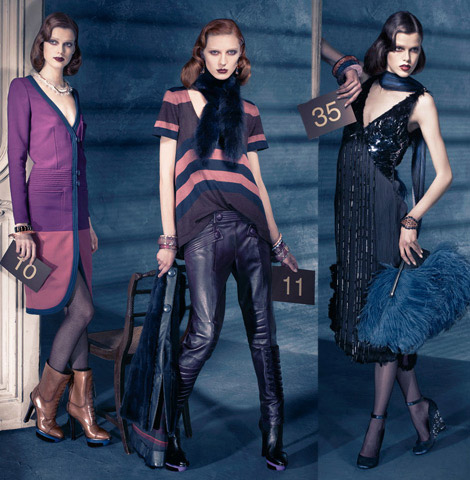 Louis Vuitton Pre Fall 2011. Wide Leg Pants The It Pants For 2011