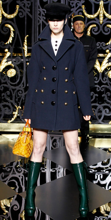 Louis Vuitton Wellies The Must Have Boots This Year