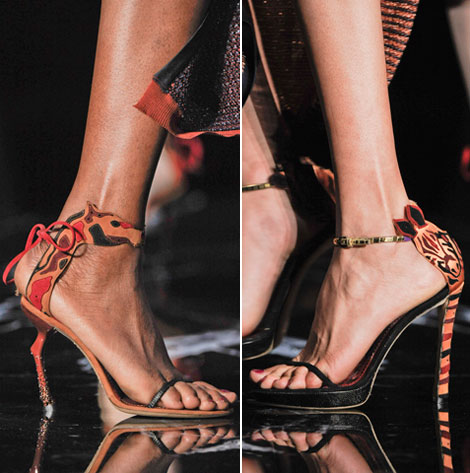 Louis Vuitton sandals spring 2011
