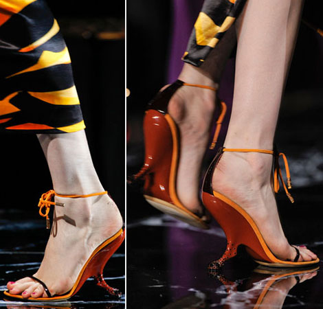 Louis Vuitton Spring Summer 2011 Shoes