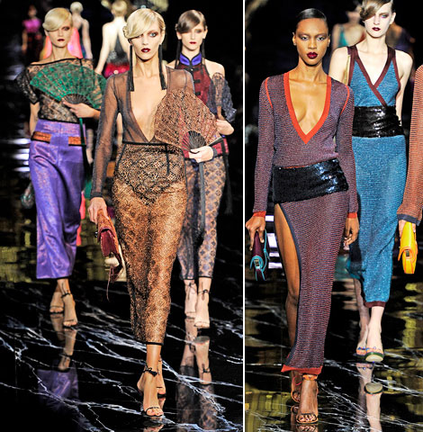 Louis Vuitton Spring Summer 2011 collection