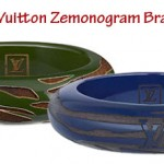 Louis Vuitton Zemonogram Bracelets