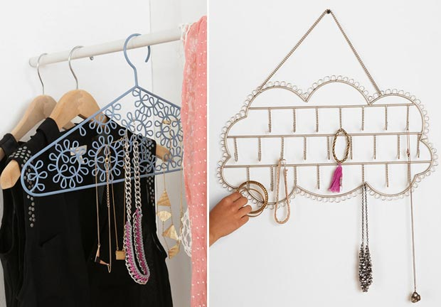 lovely jewelry hanger