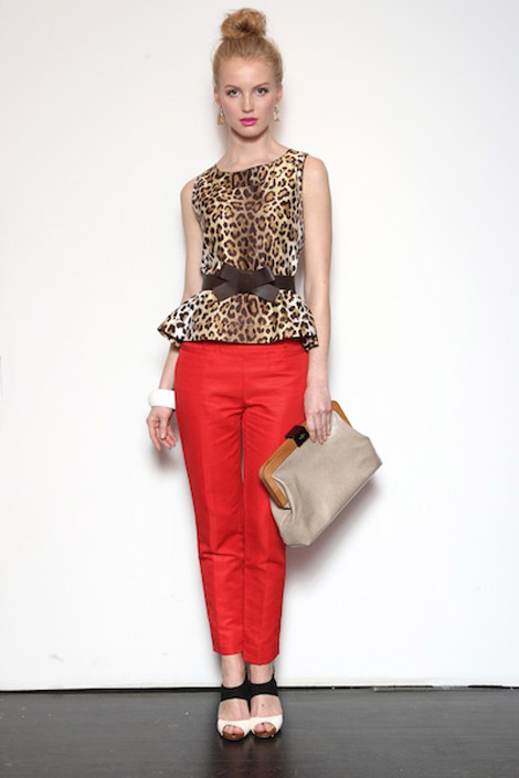 Leopard Print. Wear It Like A Lady!
