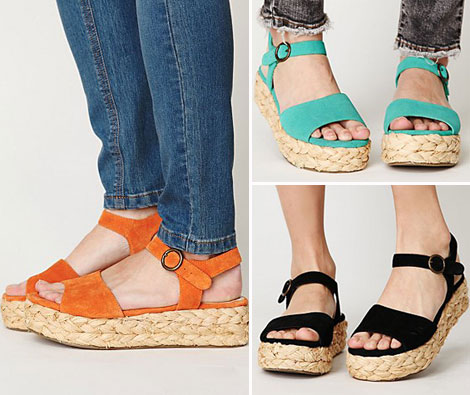 lovely platforms for summer