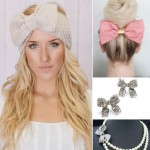 lovely ways to accessorize with bows