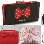 lovely ways to wear bows bags