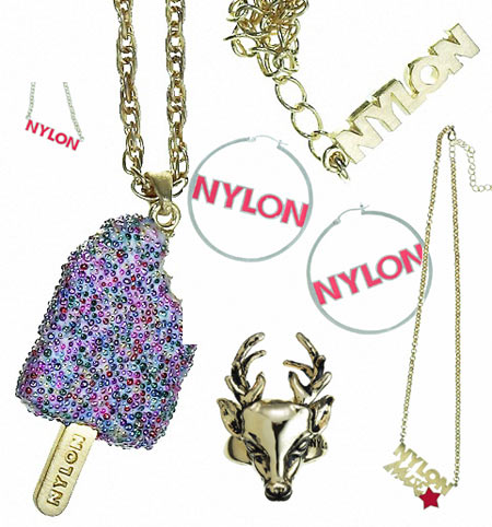 Lucas Design Nylon Jewelry Collection