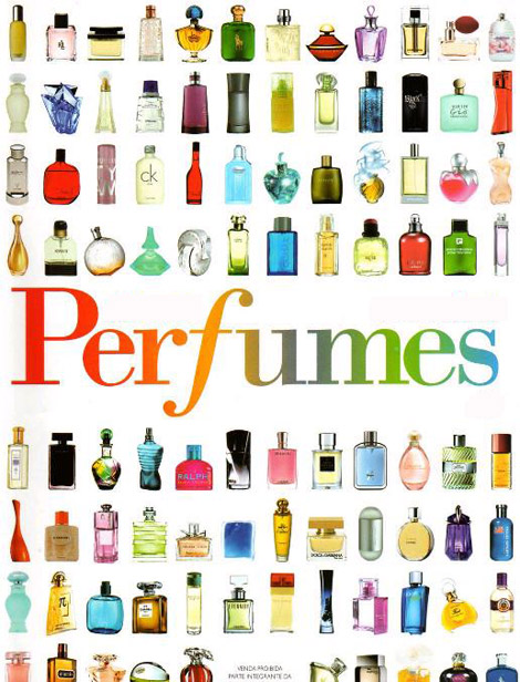 Luxury Perfumes Giants Fixing Prices