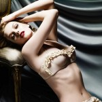 Lydia Hearst for Myla Lingerie Ads