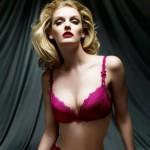 Lydia Hearst Myla Lingerie Ad Campaign