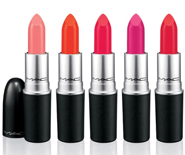 MAC Iris Apfel lipstick collection