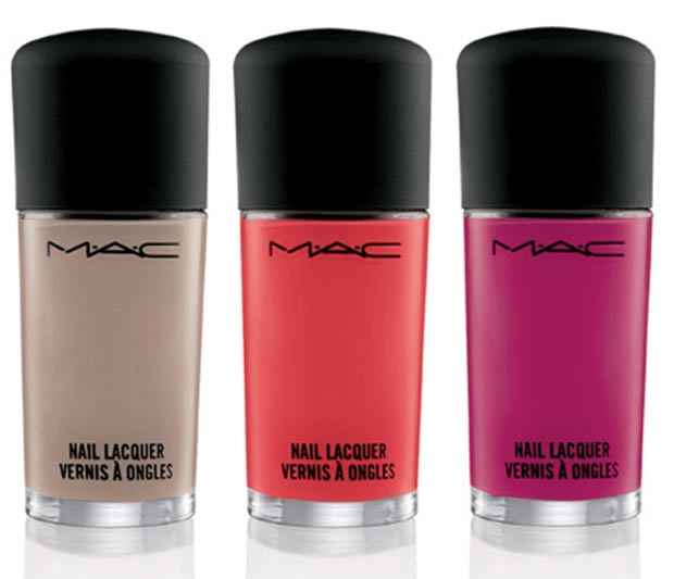 MAC Iris Apfel nail polish collection