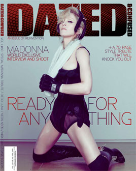 Madonna Dazed and Confused in April