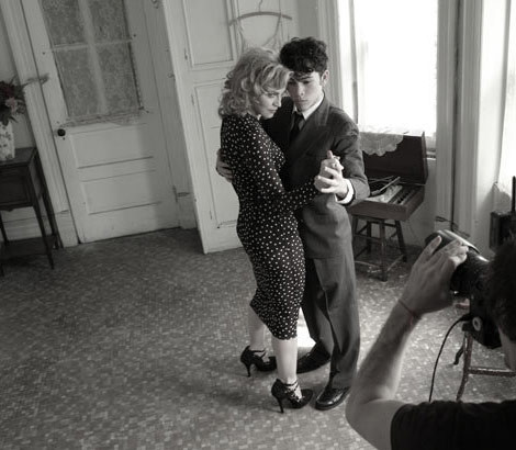 Madonna Dolce Gabbana ad campaign making of