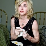 Madonna Dolce Gabbana ss 2010 ad campaign without