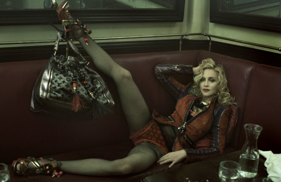 Madonna Louis Vuitton Spring Summer 2009 ad campaign 03