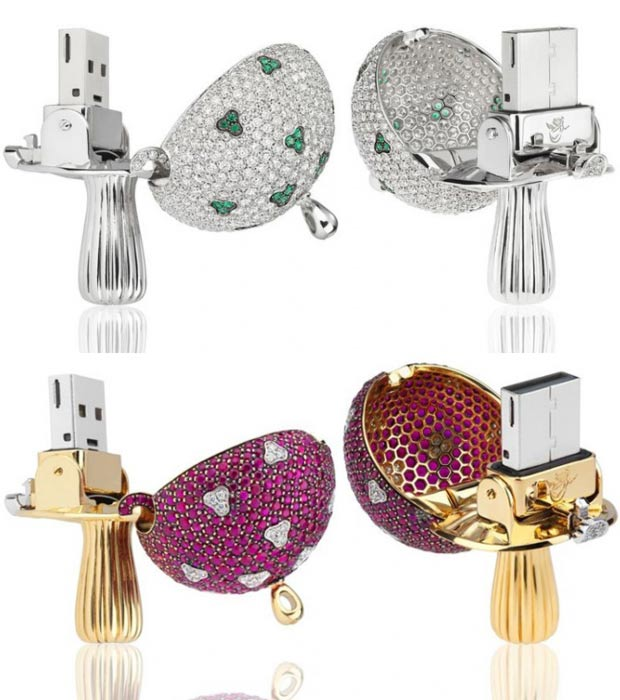 magic mushroom jewelry collection usb key