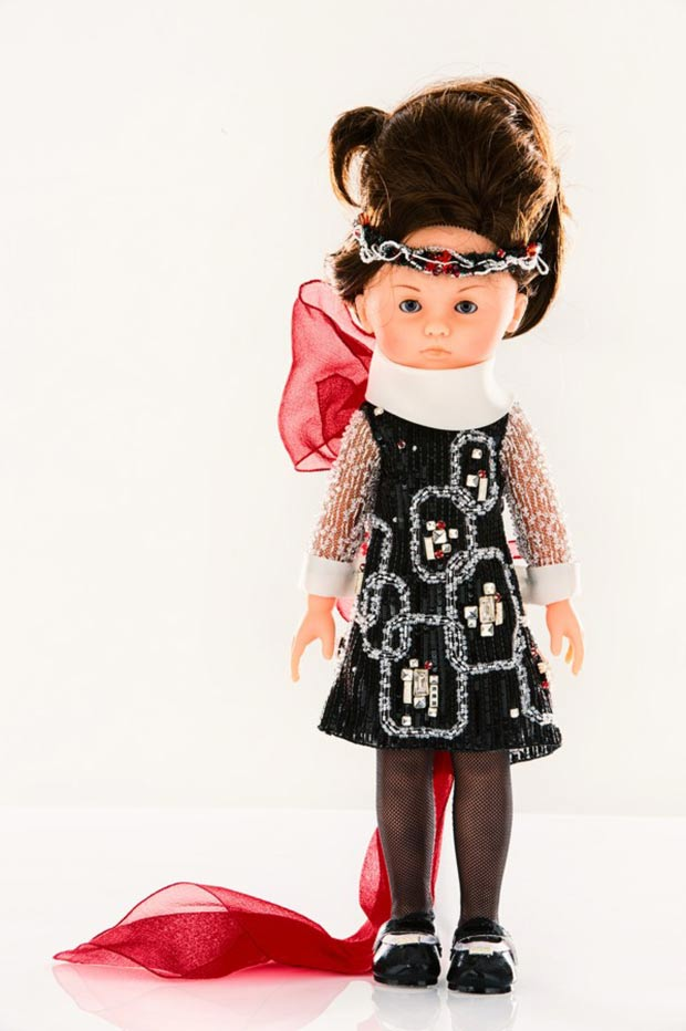 Maison Lesange doll for Unicef