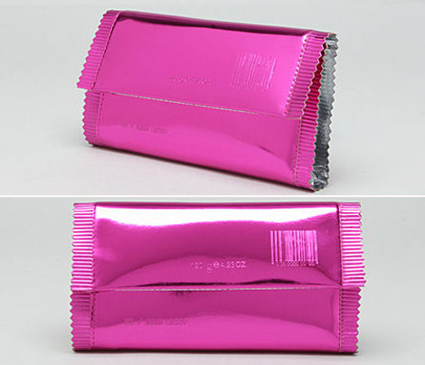 Maison Martin Margiela Candy Wallet pink