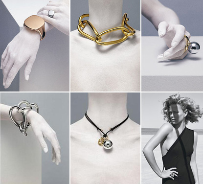 Maison Martin Margiela and Damiani jewelry collection