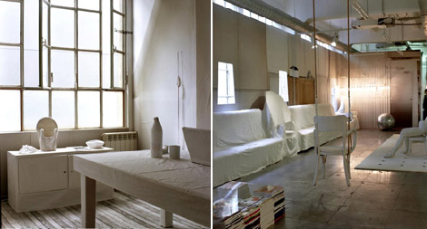 Maison Martin Margiela Interior Decoration