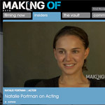 The Making Of Natalie Portman