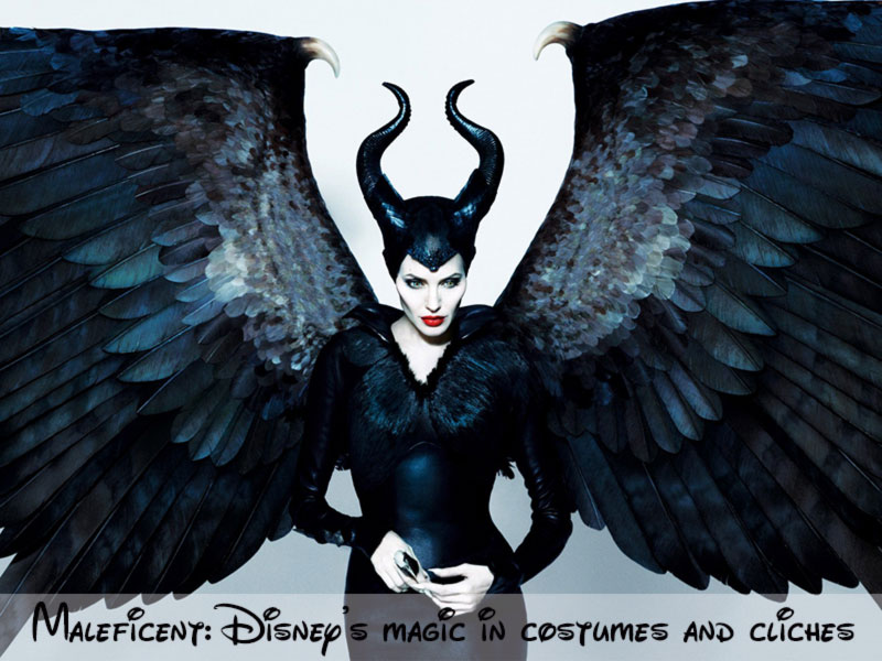 Maleficent Magic Visual Concept: Costumes For Angelina Jolie And Elle Fanning