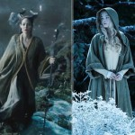 Maleficent costumes Angelina cape Aurora Elle Fanning cape