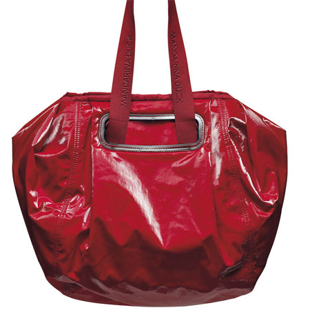 Mandarina Duck Red D-Bag