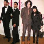 Marc Jacobs Anna Sui CFDA 2009 winners