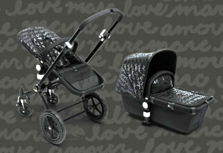 Marc Jacobs For Bugaboo Strollers, A Best Seller At $1,500!