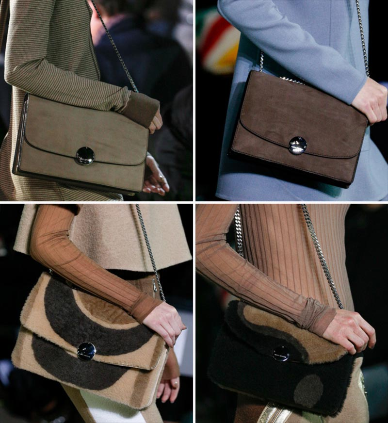 Marc Jacobs Fall 2014 shoulder bags