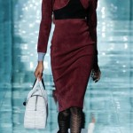 Marc Jacobs fall winter 2011 2012 collection Jourdan Dunn