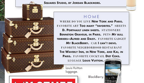 Marc Jacobs Favorite Gadgets