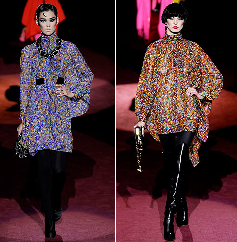 Marc Jacobs FW 09 10 collection NYFW 4